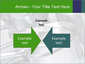 Stacked saucpans PowerPoint Template - Slide 90