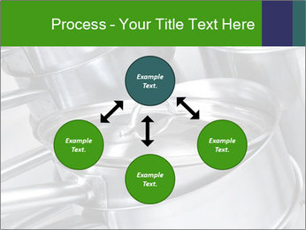 Stacked saucpans PowerPoint Template - Slide 91