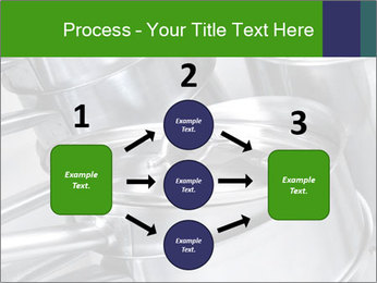 Stacked saucpans PowerPoint Template - Slide 92