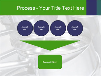 Stacked saucpans PowerPoint Template - Slide 93