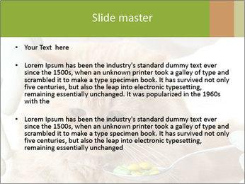 Cat PowerPoint Templates - Slide 2