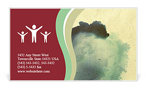 0000091843 Business Card Template