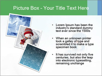 Snowman toy PowerPoint Templates - Slide 17