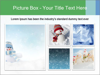 Snowman toy PowerPoint Templates - Slide 19