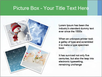 Snowman toy PowerPoint Templates - Slide 23