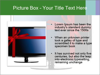 Modern Led tv PowerPoint Template - Slide 13