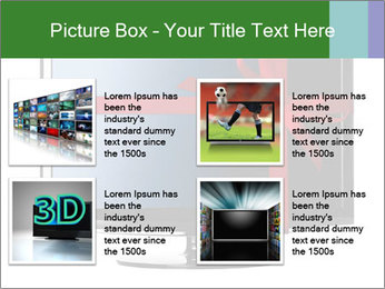 Modern Led tv PowerPoint Template - Slide 14