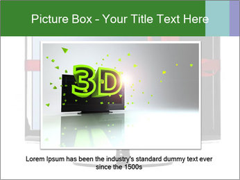 Modern Led tv PowerPoint Template - Slide 15