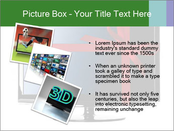 Modern Led tv PowerPoint Template - Slide 17