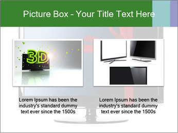 Modern Led tv PowerPoint Template - Slide 18