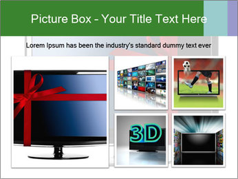 Modern Led tv PowerPoint Template - Slide 19