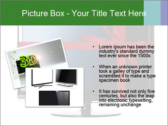 Modern Led tv PowerPoint Template - Slide 20