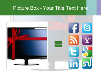 Modern Led tv PowerPoint Template - Slide 21