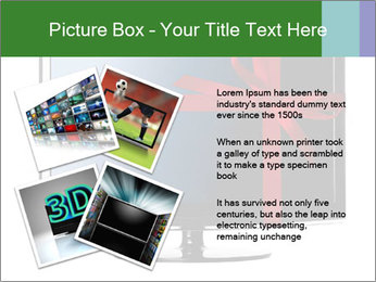 Modern Led tv PowerPoint Template - Slide 23