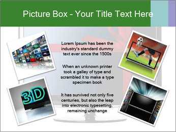 Modern Led tv PowerPoint Template - Slide 24