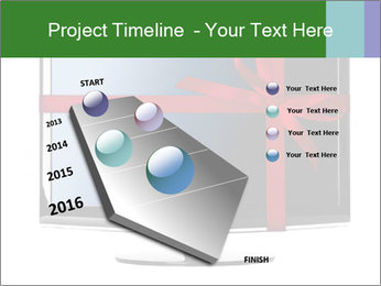 Modern Led tv PowerPoint Template - Slide 26