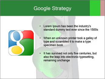 Traffic light PowerPoint Template - Slide 10