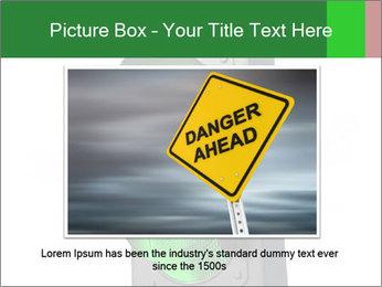 Traffic light PowerPoint Template - Slide 15
