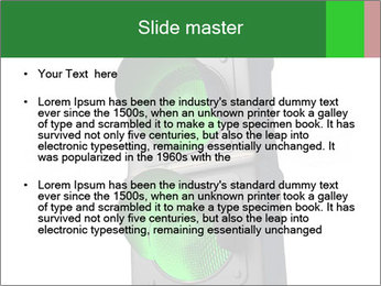 Traffic light PowerPoint Template - Slide 2