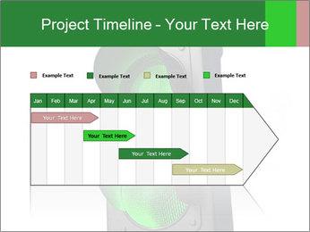 Traffic light PowerPoint Template - Slide 25