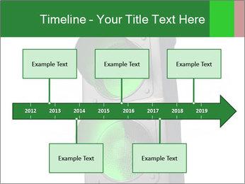 Traffic light PowerPoint Template - Slide 28
