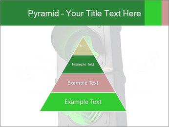 Traffic light PowerPoint Template - Slide 30