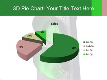 Traffic light PowerPoint Template - Slide 35