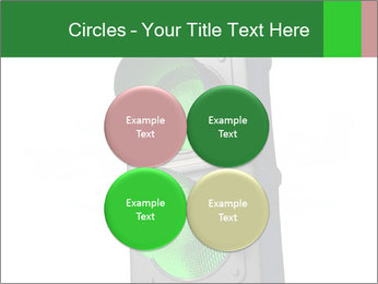 Traffic light PowerPoint Template - Slide 38