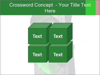 Traffic light PowerPoint Template - Slide 39