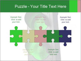 Traffic light PowerPoint Template - Slide 41