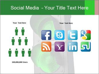Traffic light PowerPoint Template - Slide 5