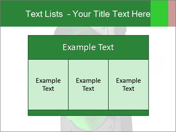 Traffic light PowerPoint Template - Slide 59