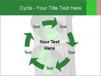 Traffic light PowerPoint Template - Slide 62