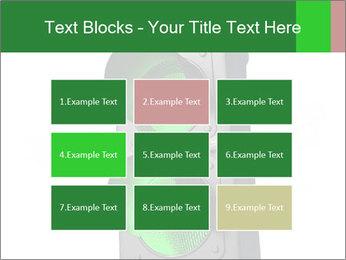 Traffic light PowerPoint Template - Slide 68