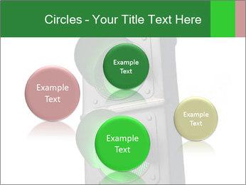 Traffic light PowerPoint Template - Slide 77