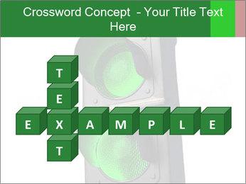 Traffic light PowerPoint Template - Slide 82