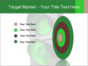 Traffic light PowerPoint Template - Slide 84