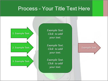 Traffic light PowerPoint Template - Slide 85
