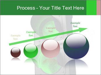 Traffic light PowerPoint Template - Slide 87