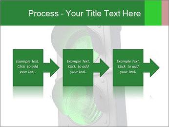 Traffic light PowerPoint Template - Slide 88