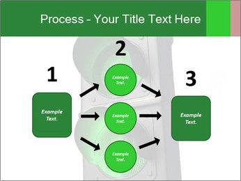Traffic light PowerPoint Template - Slide 92