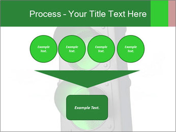 Traffic light PowerPoint Template - Slide 93