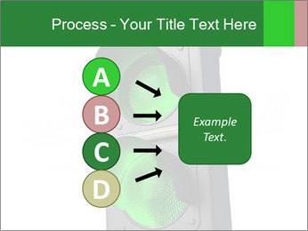 Traffic light PowerPoint Template - Slide 94