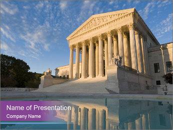 Washington PowerPoint Templates - Slide 1
