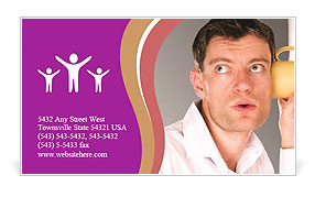0000091851 Business Card Template