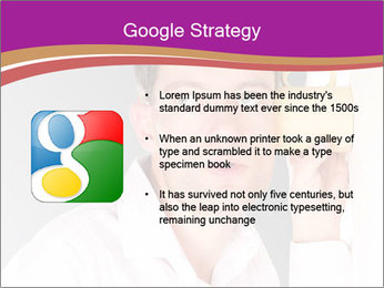 Man listening PowerPoint Templates - Slide 10