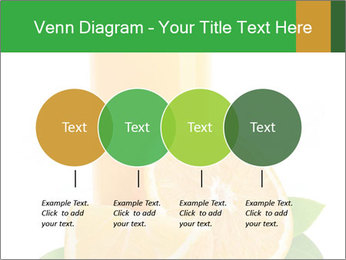 Orange juice PowerPoint Template - Slide 32