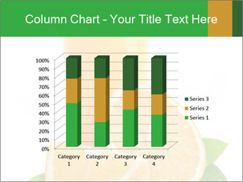 Orange juice PowerPoint Template - Slide 50