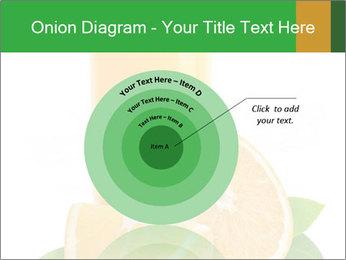 Orange juice PowerPoint Template - Slide 61