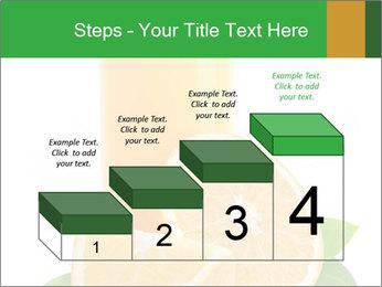 Orange juice PowerPoint Template - Slide 64